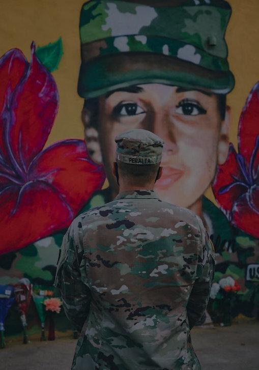 Fernando Peralta Texas Army National Guard