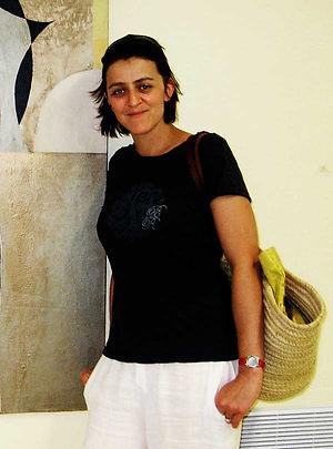 Artist Melissa Strauss