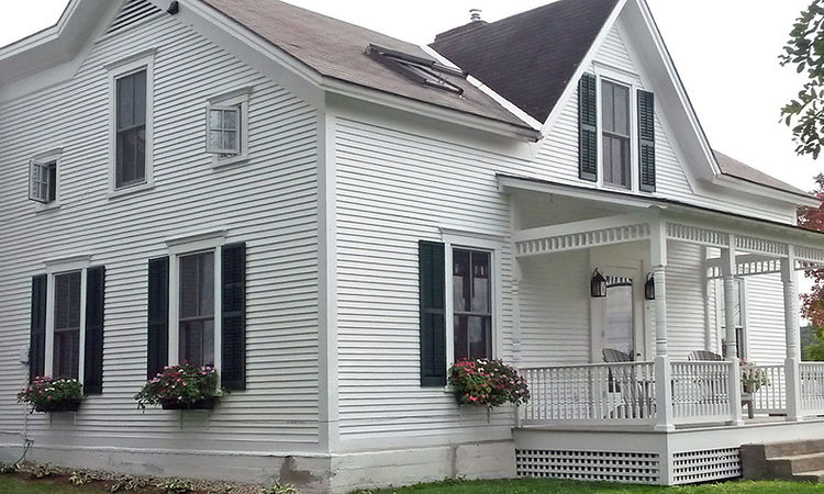 Home painters Addison and Chittenden County VT