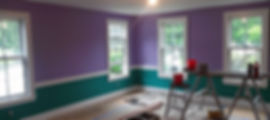 Residential Interior Painting by Acorn Painting in Bristol VT