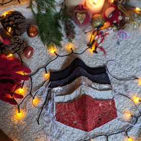 Christmas is Coming: Day Six - Masks