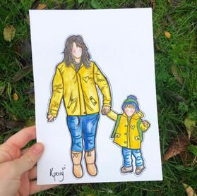 Kayleigh Illustration