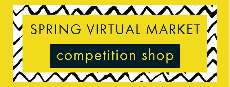 NOTWE Spring Market competition banner (