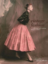 Vintage Fashion by Emma Baxter-Wright