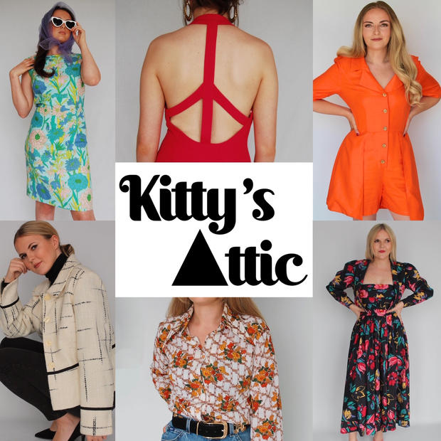 Kitty's Attic Shop
