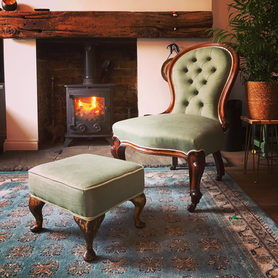 Upholstery by Tilly