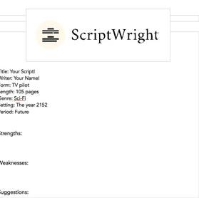 ScriptWright