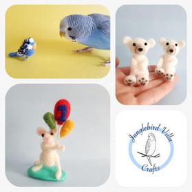Junglebird Villa Crafts