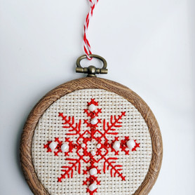 Christmas is Coming: Day Three - Tree Decorations
