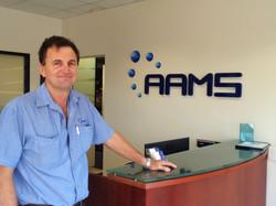 Simon Peters - Managing Director