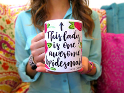 Taza Braidsmaid