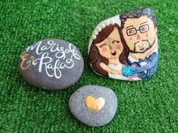 Piedras ilustradas