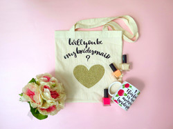 Tote Bag Bridesmaid