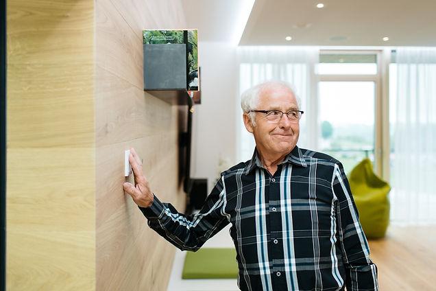 Senioren im Smart Home