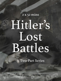 By 1942, the consequences of Hitler's bad military decisions were becoming apparent. In response to his declaration of war, the Americans had entered the conflict and were making advances in North Africa.