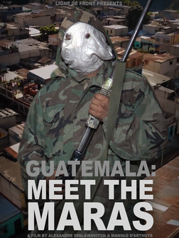 Guatemala is one of the most violent countries in the world. 95% of murders remain unsolved and the ultra-violent maras manage drug trafficking, prostitution and racketeering in the country and spread terror among the population.