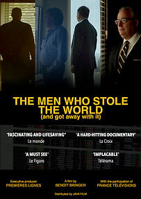 The Men Who Stole the World
