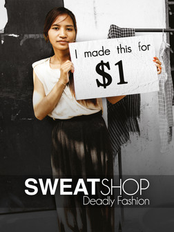 Bloggers Frida, Anniken and Ludwig live, breathe and dream fashion. Now, they're trading their comfortable lives for those of Cambodian garment workers. As well as working in the factories, they have to survive on $3 a day.