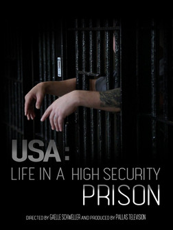 One American prison grants us exceptional, 24/7 access. Here, 3/4 of the prisoners have been convicted of violent crimes. How is the prison managed?