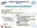 Indonesia Smart Grid Initiative