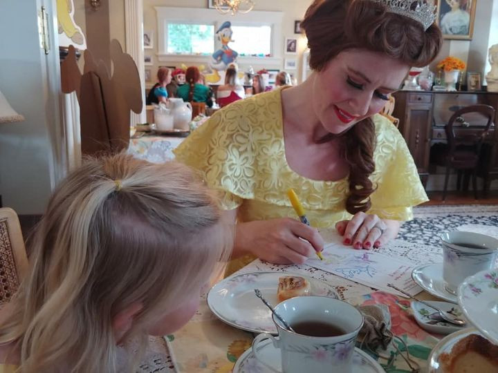 Beauty and the Beast Tea
