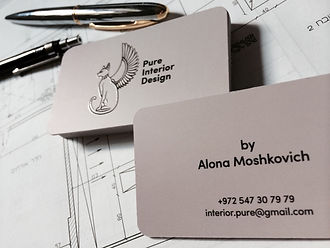 Pure Interior Design by Alona Moshkovich