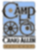 Picture of Camp Craig Allen Logo that says EST. 2007