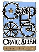 Picture of Camp Craig Allen Logo that says EST. 2007