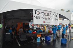 Topographic Tent