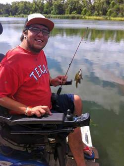 Jake Fishing