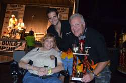 Tims Tailgating Award 2