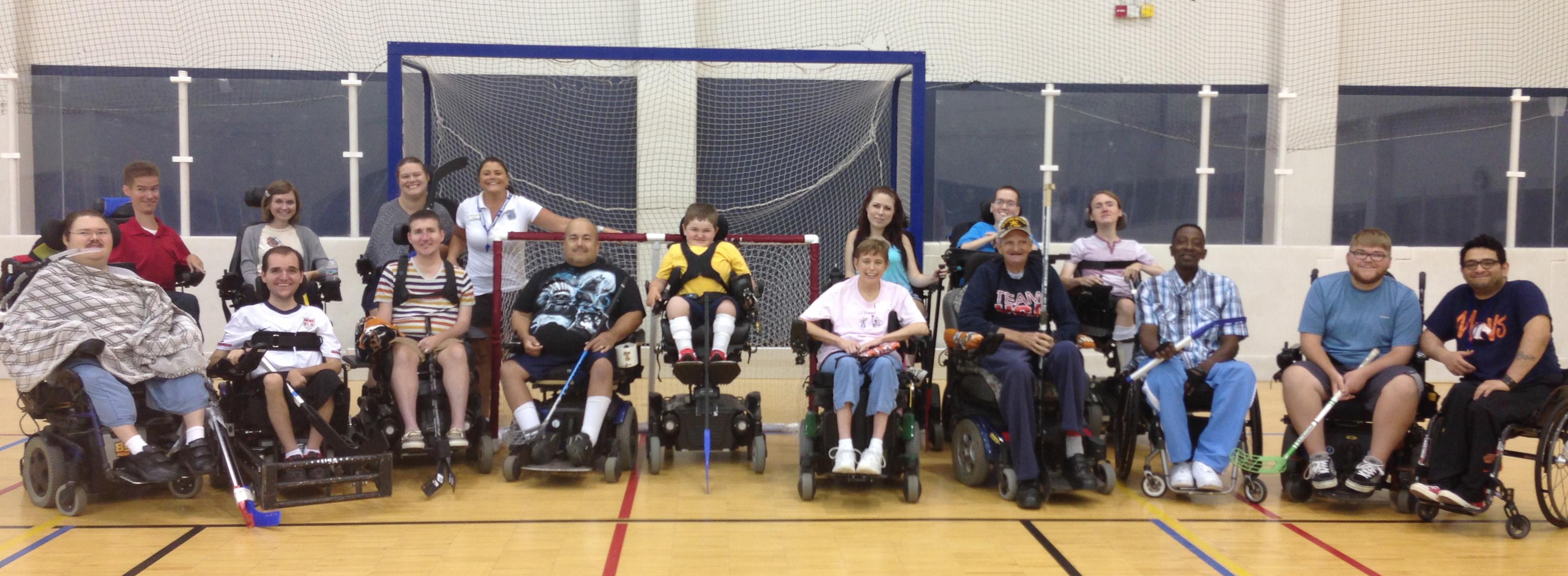 hockey clinic 2014