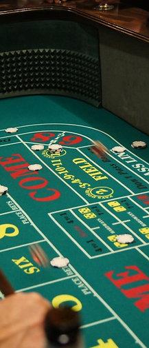 Casino Sponsorship: Craps Table