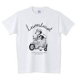 luontmet【side car】Tシャツ