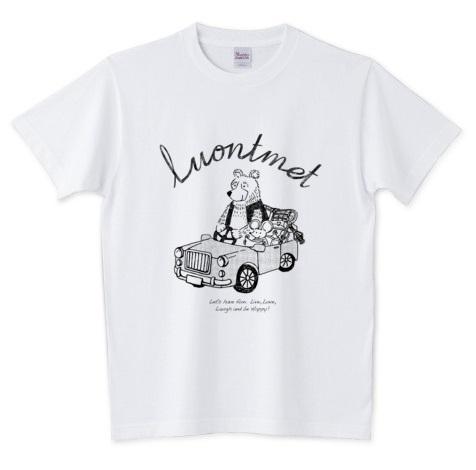 luontmet 【car】Tシャツ