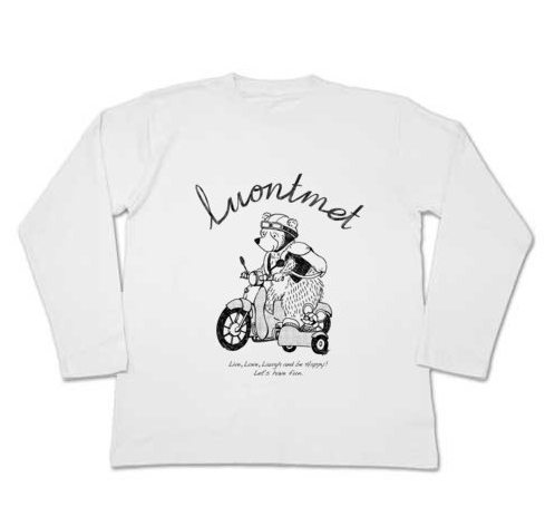 luontmet【side car】ロングTシャツ