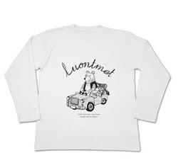 luontmet 【car】ロングTシャツ