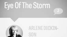 Reflections from the Eye of the Storm - Arlene Dickinson