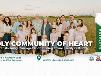 The Holy Community of Heart is Launching