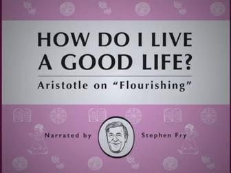 """Aristotle on """"Flourishing"""""""