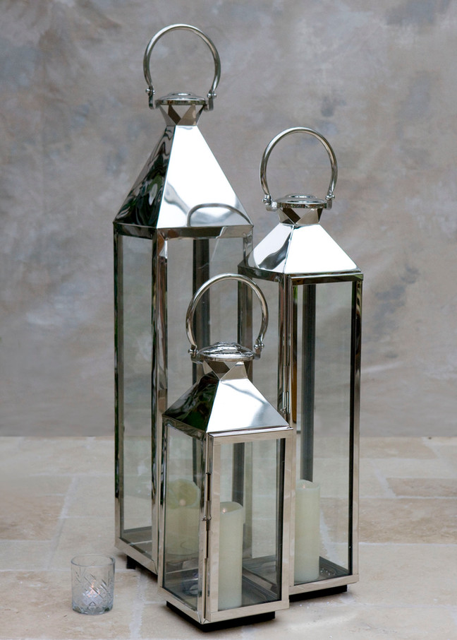 Lanterns, candles and accessories for hire for weddings and events in Essex