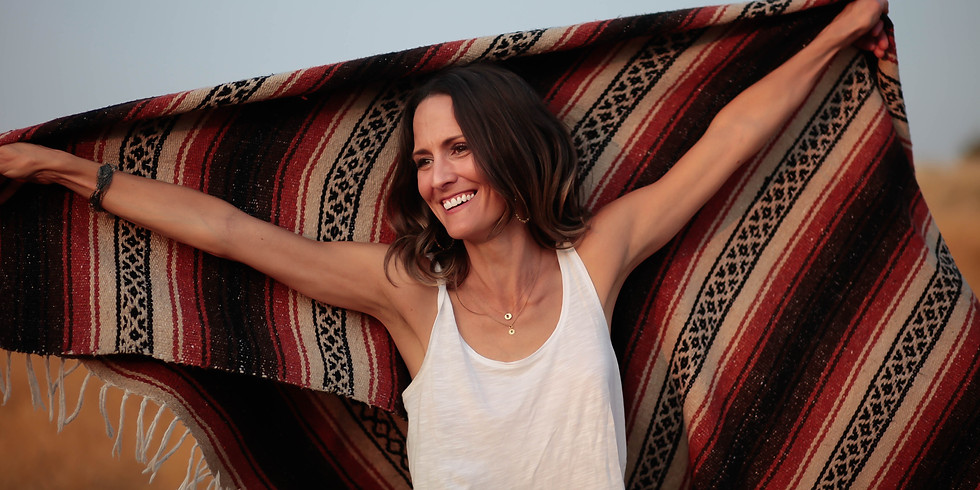 Heart Centered, Yoga of Alignment for Women Mondays 1-2:00PM PDT