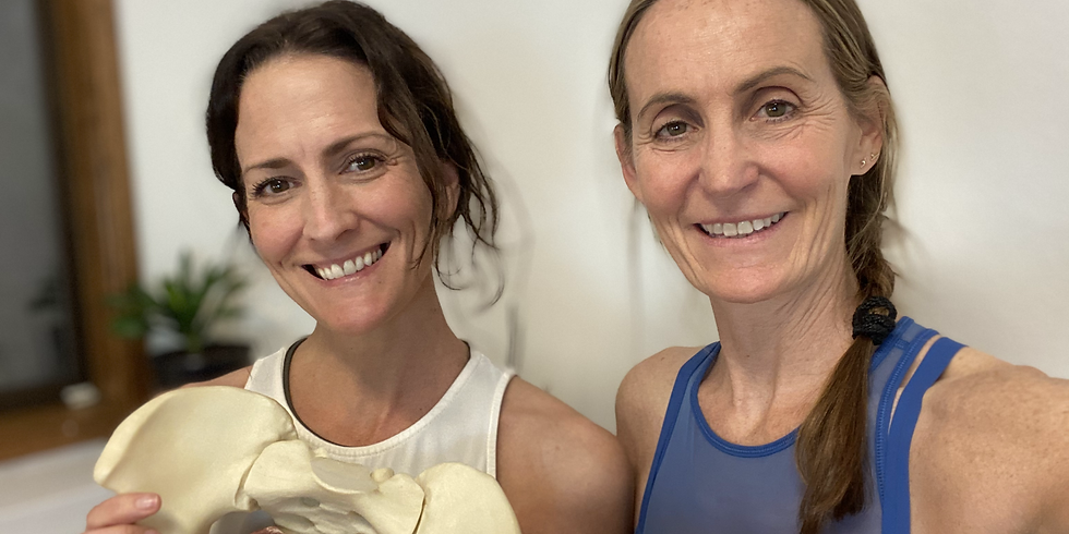 Replay Access: Female Pelvic Health and Yoga Workshop with Rachel and Dr. Leasa