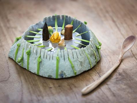 Steinbeisser's Experimentelle   Gastronomie 2015