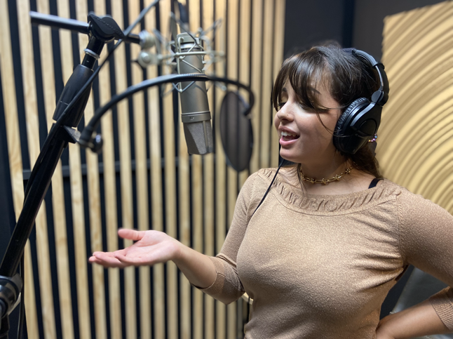 Voice Acting for Linguix Media