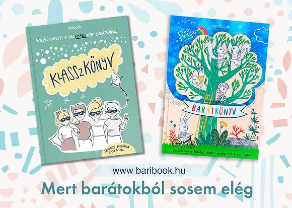 Barátköny+Klasszkönyv