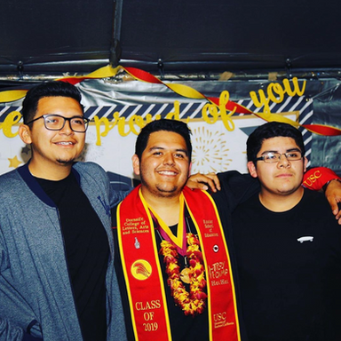 "Brothers & Juan Carlos ""Cookie"" Hernandez (May 2019)"