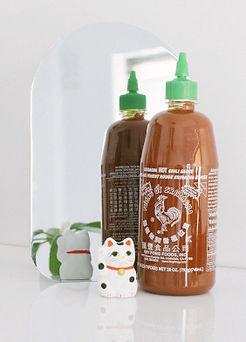 Hot sauce that contain capsaicin