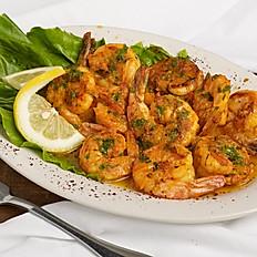 Jumpo shrimp scampi