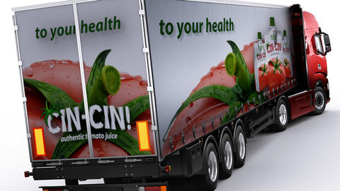 brand introduction advertising campaign.  identity, fleet graphics, print, billboards, radio, tv, and social media